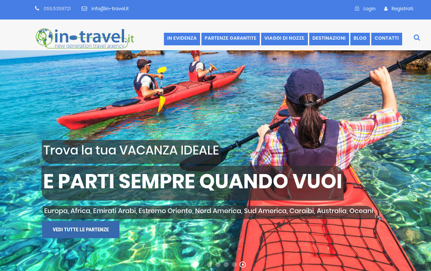 In-Travel.it – Tour Operator e Agenzia di Viaggi di Firenze