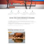 Viaggi organizzati in Namibia con guida professionista